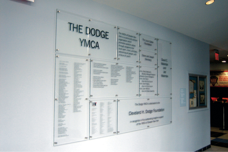 Capital Campaings, Dodge YMCA